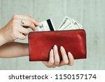 wealth and finances. money... | Shutterstock . vector #1150157174