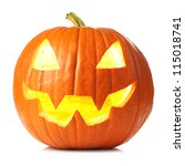 jack o' lantern | Shutterstock . vector #115018741