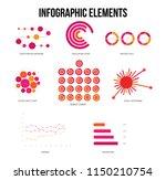 infographic elements  trendy...   Shutterstock .eps vector #1150210754