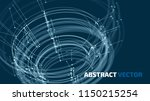 technology background. abstract ... | Shutterstock .eps vector #1150215254