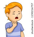 illustration of a kid boy... | Shutterstock .eps vector #1150216757