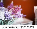 soft focus colorful wild... | Shutterstock . vector #1150255271