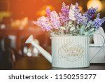soft focus colorful wild... | Shutterstock . vector #1150255277