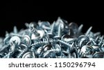 many self tapping screws... | Shutterstock . vector #1150296794