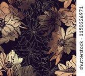 imprints sakura blossom mix... | Shutterstock . vector #1150326971