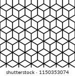 simple elegant repeatable... | Shutterstock .eps vector #1150353074