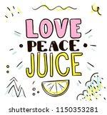 tee print. typography with...   Shutterstock .eps vector #1150353281