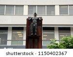 vaduz  liechtenstein    06 08... | Shutterstock . vector #1150402367