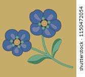 isolated vector illustration.... | Shutterstock .eps vector #1150472054