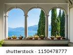 the beautiful villa monastero... | Shutterstock . vector #1150478777