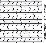 vector seamless pattern.... | Shutterstock .eps vector #1150495904
