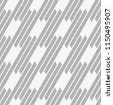 vector seamless pattern.... | Shutterstock .eps vector #1150495907