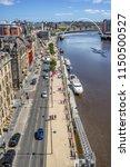 newcastle upon tyne quayside    Shutterstock . vector #1150500527