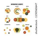infographic elements  creative...   Shutterstock .eps vector #1150560647