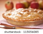 Apple Pie. Unsharpened File.