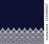 geometric ethnic pattern...   Shutterstock .eps vector #1150589657