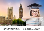education  school  knowledge... | Shutterstock . vector #1150626524