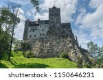 bran castle  also known as the... | Shutterstock . vector #1150646231