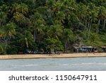 View From Sea Satu Beach - Fine Art prints