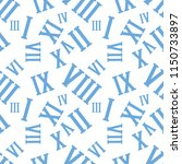seamless background pattern... | Shutterstock .eps vector #1150733897