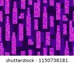 city seamless pattern.... | Shutterstock .eps vector #1150738181