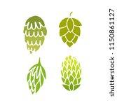 hop sticker doodle icon | Shutterstock .eps vector #1150861127