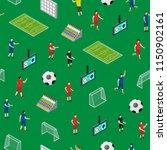 soccer stadium competition... | Shutterstock .eps vector #1150902161