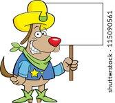 cartoon illustration of a... | Shutterstock .eps vector #115090561