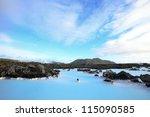 The Famous Blue Lagoon Near...