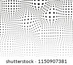 halftone dots pattern.halftone... | Shutterstock .eps vector #1150907381