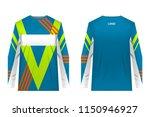 templates of sportswear designs ...   Shutterstock .eps vector #1150946927
