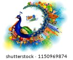 easy to edit vector... | Shutterstock .eps vector #1150969874