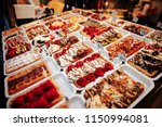 selection traditional belgian... | Shutterstock . vector #1150994081