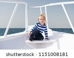childhood concept. little child ... | Shutterstock . vector #1151008181