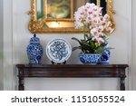 Blue Paint Porcelain Collection ...