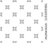 seamless vector pattern in... | Shutterstock .eps vector #1151055581