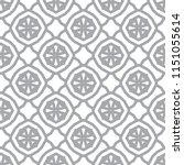 seamless vector pattern in... | Shutterstock .eps vector #1151055614