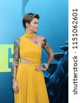 los angeles   aug 6   ruby rose ... | Shutterstock . vector #1151062601