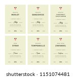 special collection best quality ... | Shutterstock .eps vector #1151074481