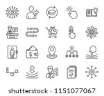 artificial intelligence ... | Shutterstock .eps vector #1151077067