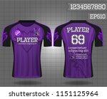 sport shirt  t shirt sport... | Shutterstock .eps vector #1151125964