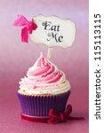 cupcake | Shutterstock . vector #115113115