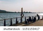 taipei  taiwan   april 9  2018  ...   Shutterstock . vector #1151153417