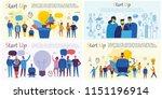 vector concept illustration... | Shutterstock .eps vector #1151196914