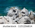 Rock Formations In Capo Testa ...