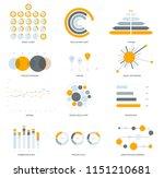 ads report visualisation...   Shutterstock .eps vector #1151210681