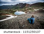 view from hurricane pass...   Shutterstock . vector #1151250137
