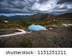 lake como as seen from...   Shutterstock . vector #1151251211