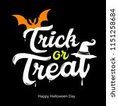 Vector Trick Or Treat White...
