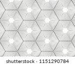 vector pattern. modern stylish... | Shutterstock .eps vector #1151290784